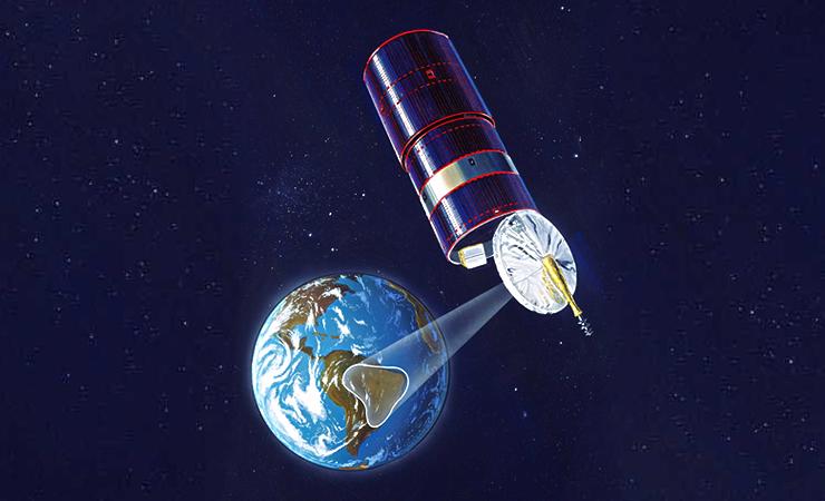 Satelit Boeing - 376