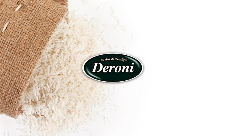 Deroni - Design Eticheta si Ambalaj Intro