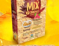 Design Eticheta - Mix 7 Cereale - Pirifan