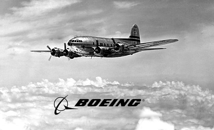 Istoria Boeing - Coperta