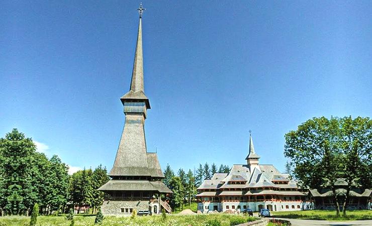 Mituri Romanesti - Sapanta - Biserica