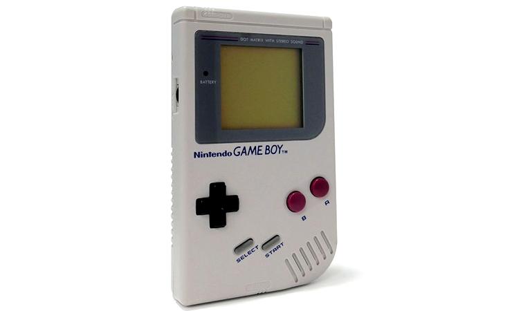 Nintendo Gameboy - 1989