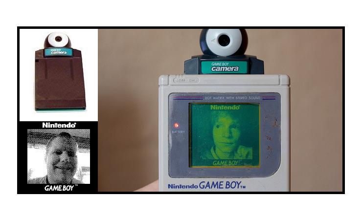 Nintendo Gameboy - Camera copy