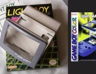 Nintendo Gameboy - Lumina 1 copy