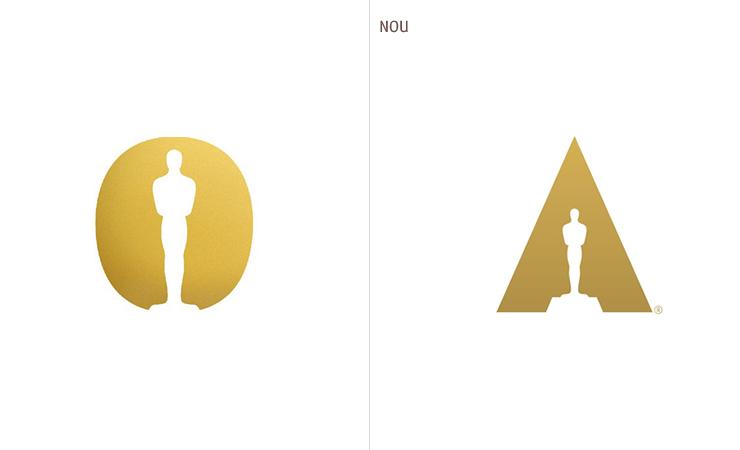 Oscar - Academiei de Film - Logo Nou 1