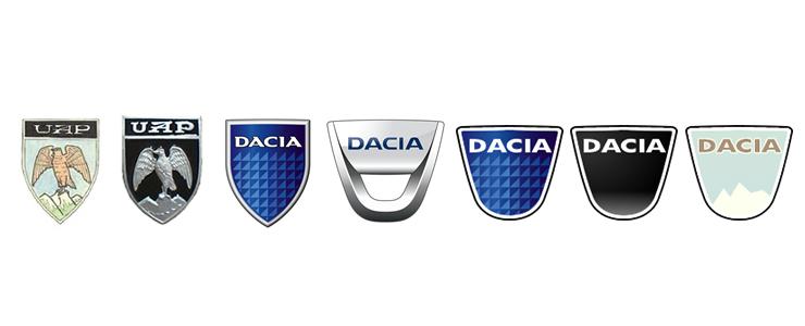 Viitorul logourilor (marcilor) romanesti - Dacia