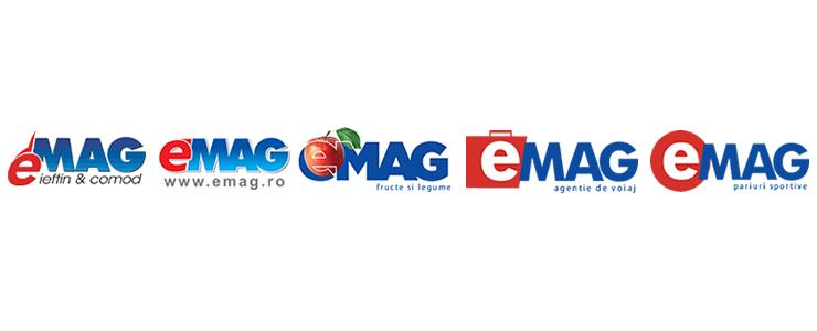 Viitorul logourilor (marcilor) romanesti - EMAG