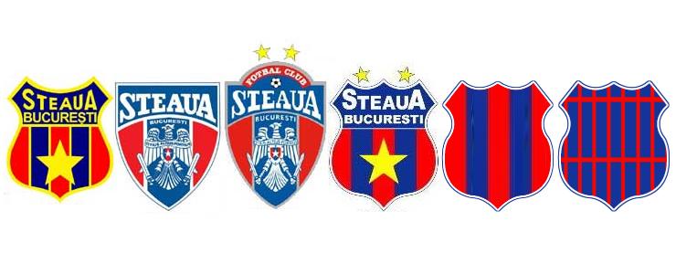 Viitorul logourilor (marcilor) romanesti - Steaua Bucuresti